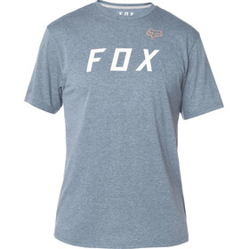 Fox Grizzled Tech T-Shirt Heren blauw